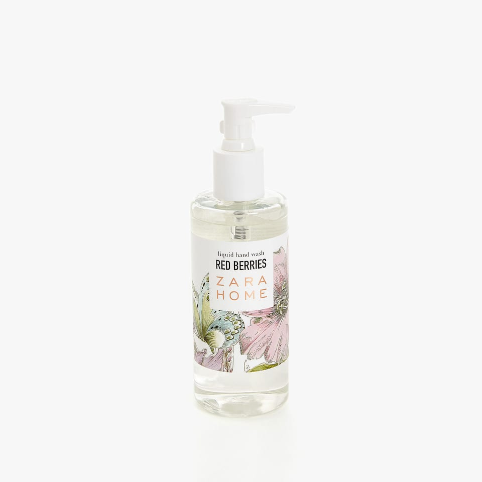 RED BERRIES LIQUID HAND SOAP (250 ML)