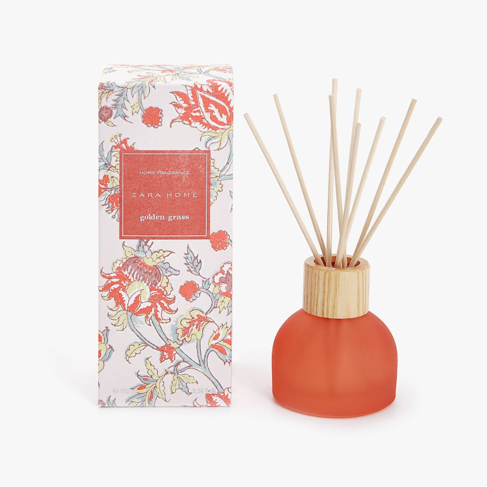DIFFUSEUR D'AMBIANCE EN STICKS GOLDEN GRASS (100 ML)