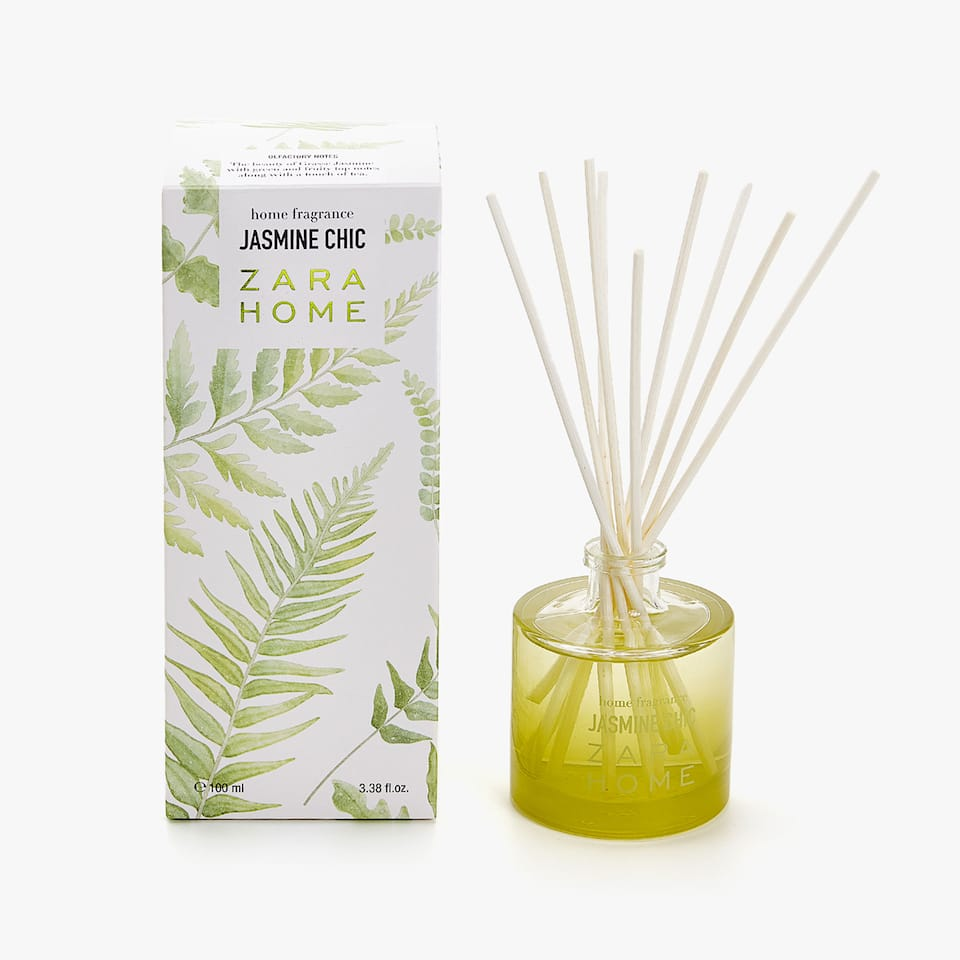DIFFUSEUR D'AMBIANCE EN STICKS JASMINE CHIC (100 ML)