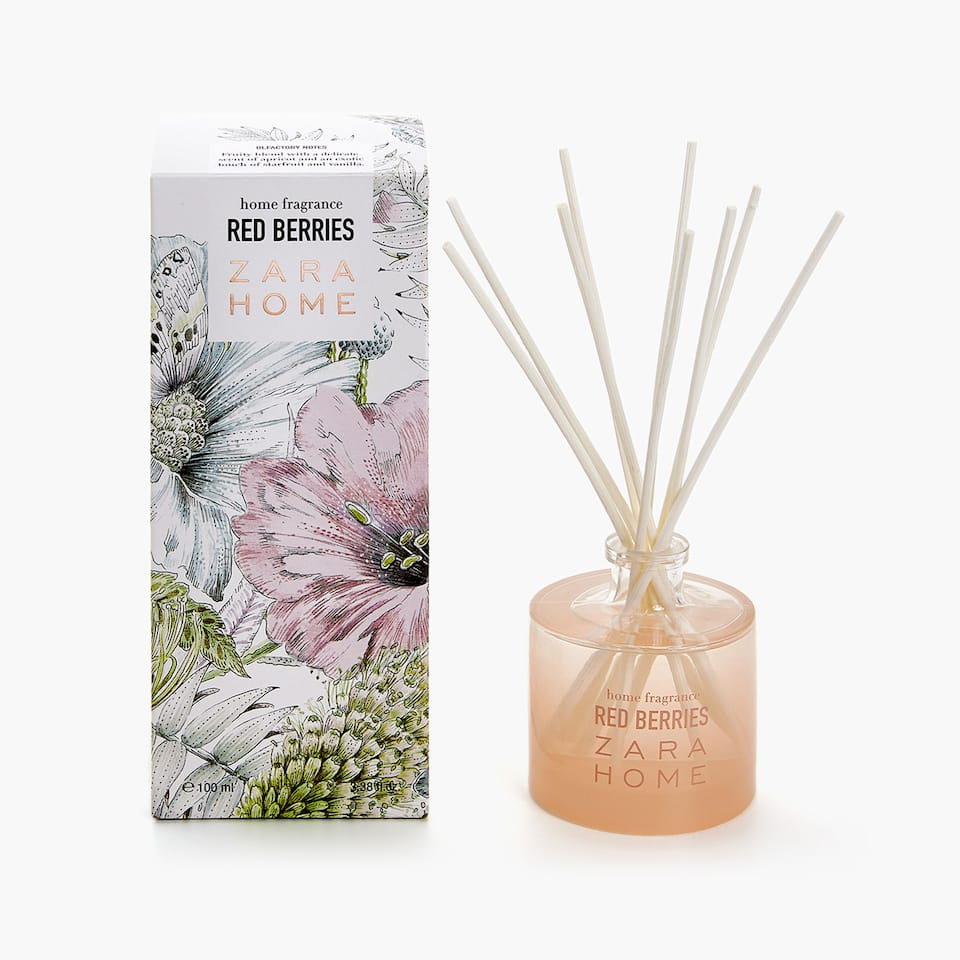 DIFFUSEUR D'AMBIANCE EN STICKS RED BERRIES (100 ML)