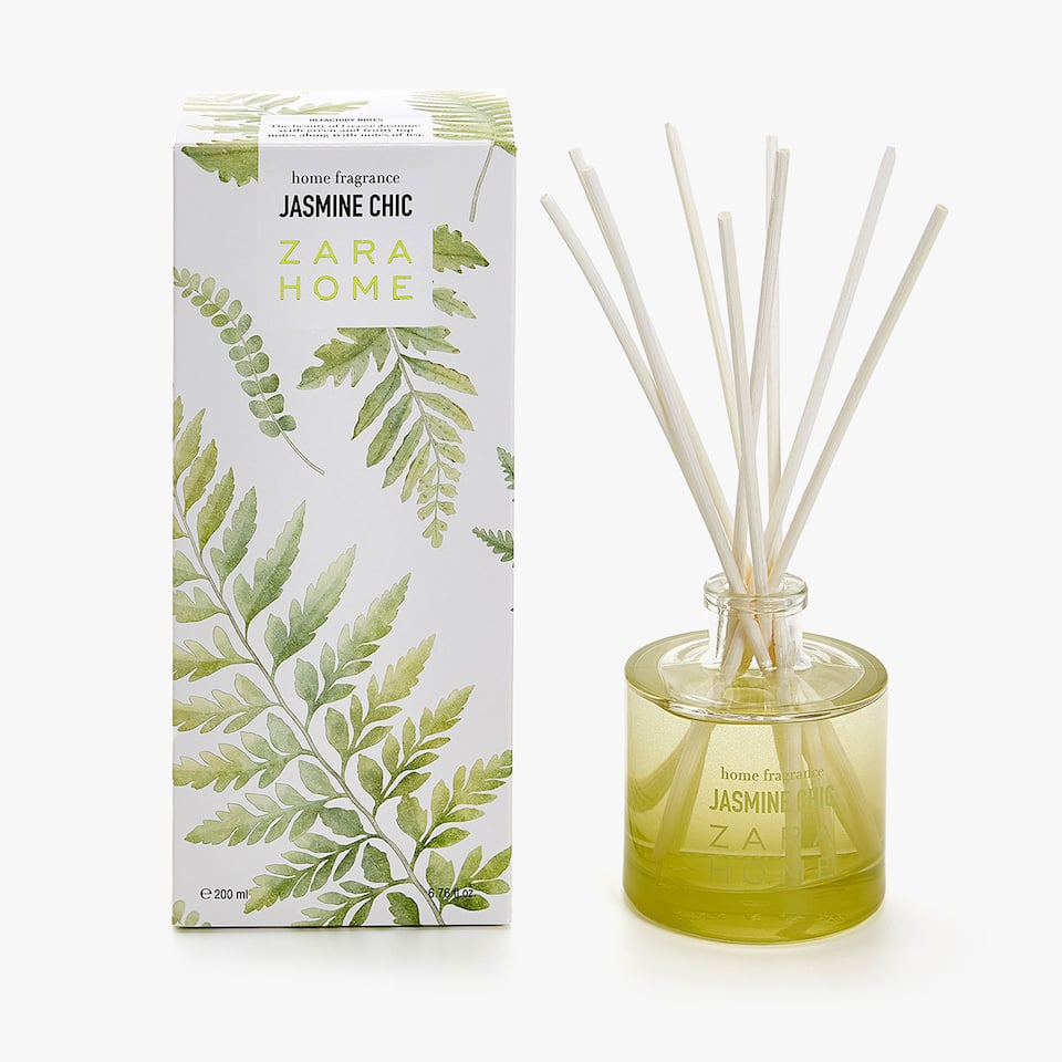 DIFFUSEUR D'AMBIANCE EN STICKS JASMINE CHIC (200 ML)
