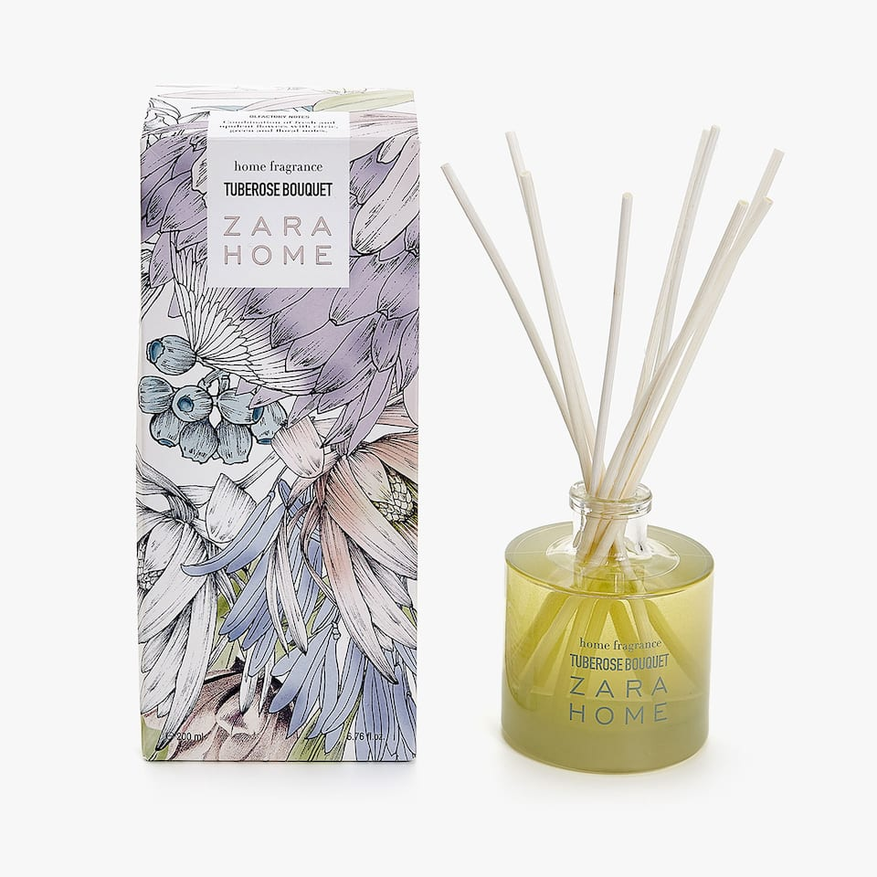 DIFFUSEUR D'AMBIANCE EN STICKS TUBEROSE BOUQUET (200 ML)