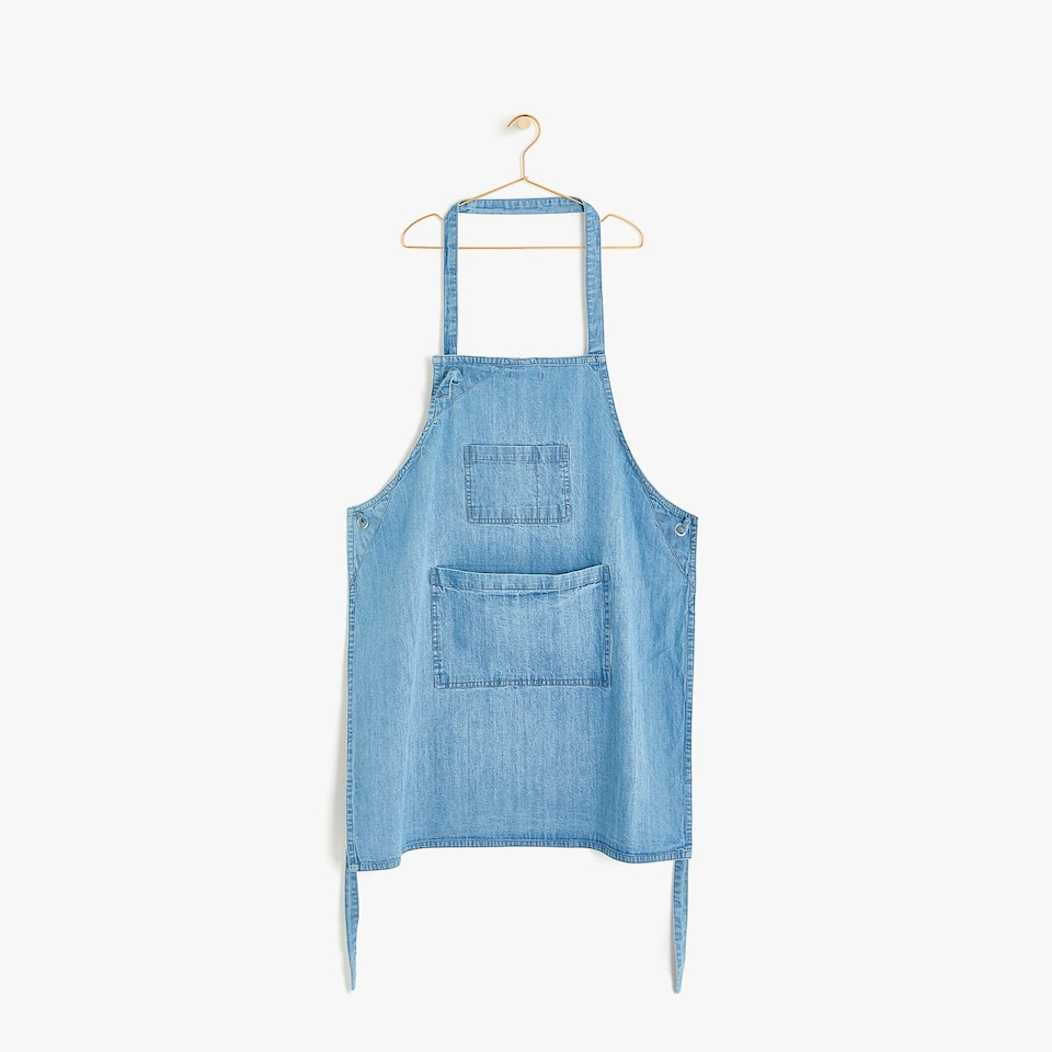 TABLIER COTON DENIM