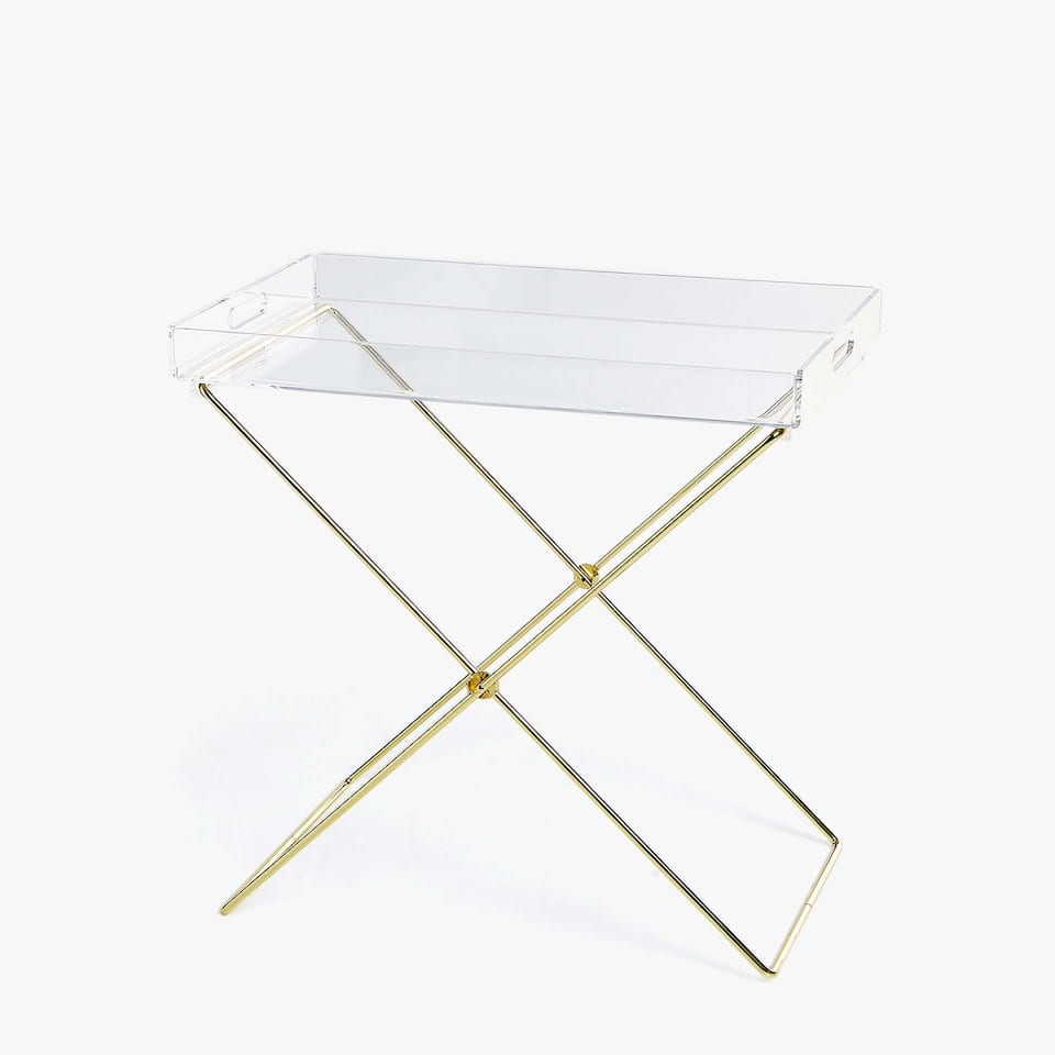 TRAY FOLDING TABLE