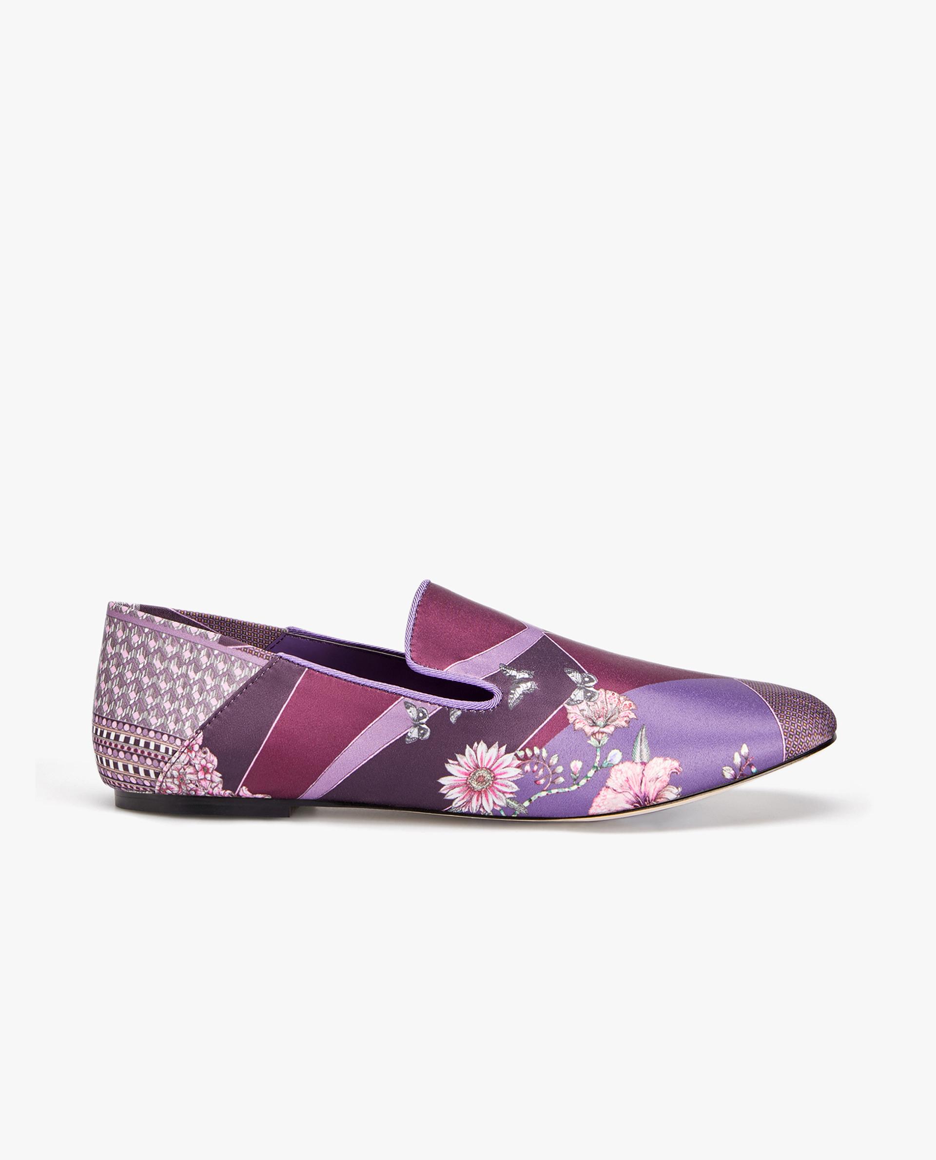 Print Mit Und Damen Slipper Schuhe Kleidung Nmn08w