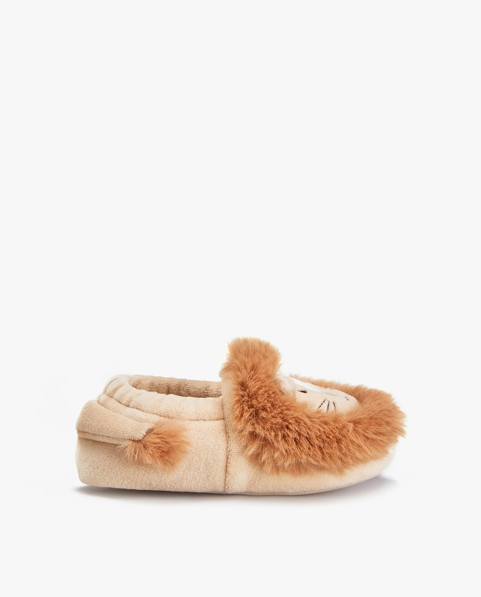 LION SLIPPERS