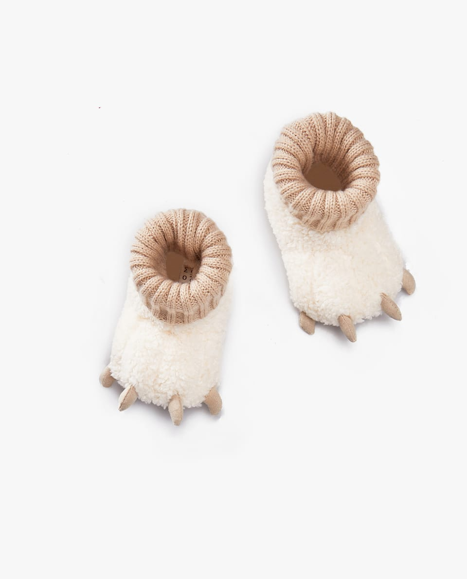 CLAW BOOTIES