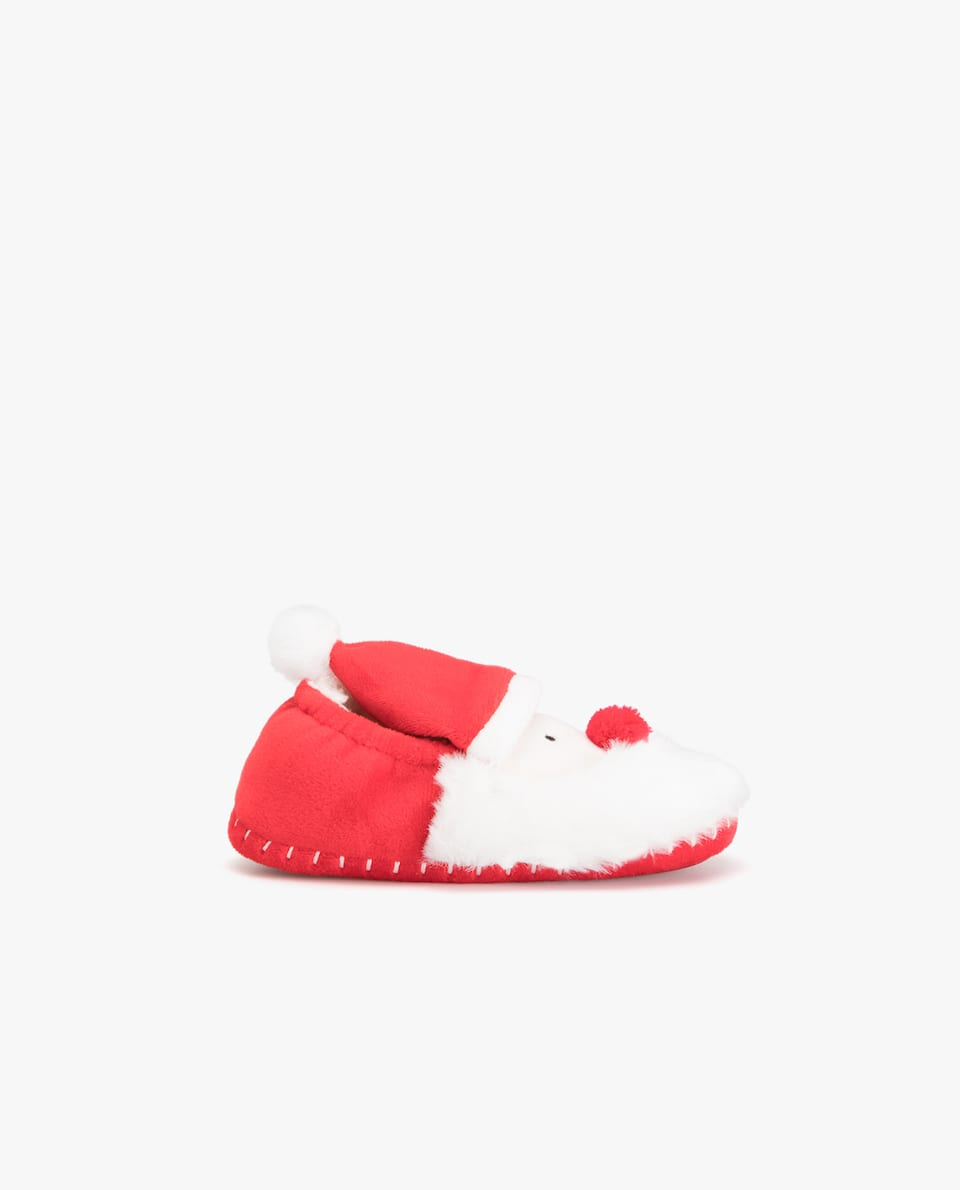 FATHER CHRISTMAS SLIPPERS