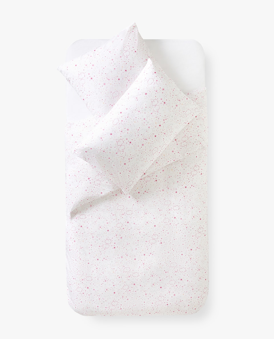 CLOUDS AND STARS DUVET COVER