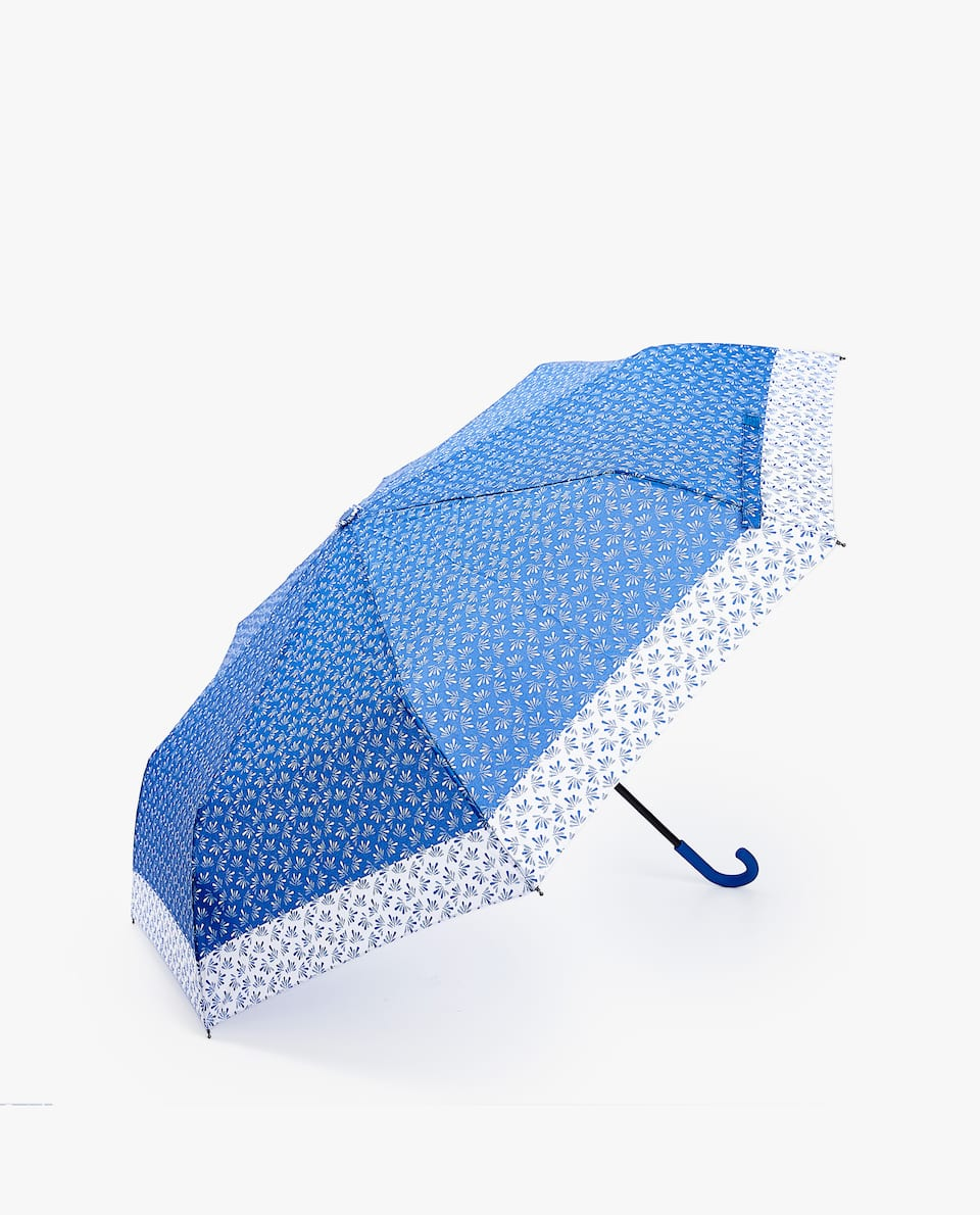 MINI FLOWERS PRINT UMBRELLA