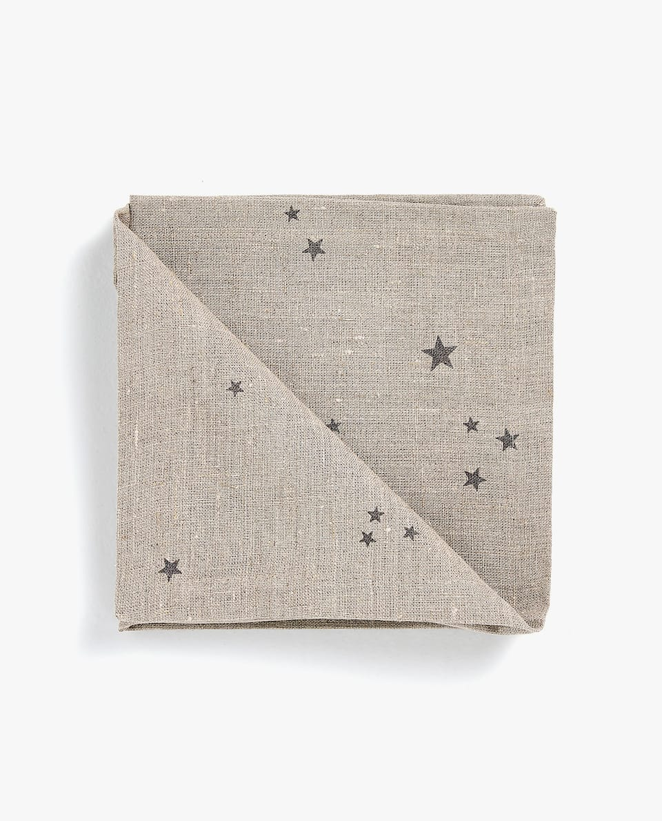 LINEN NAPKIN (PACK OF 4)