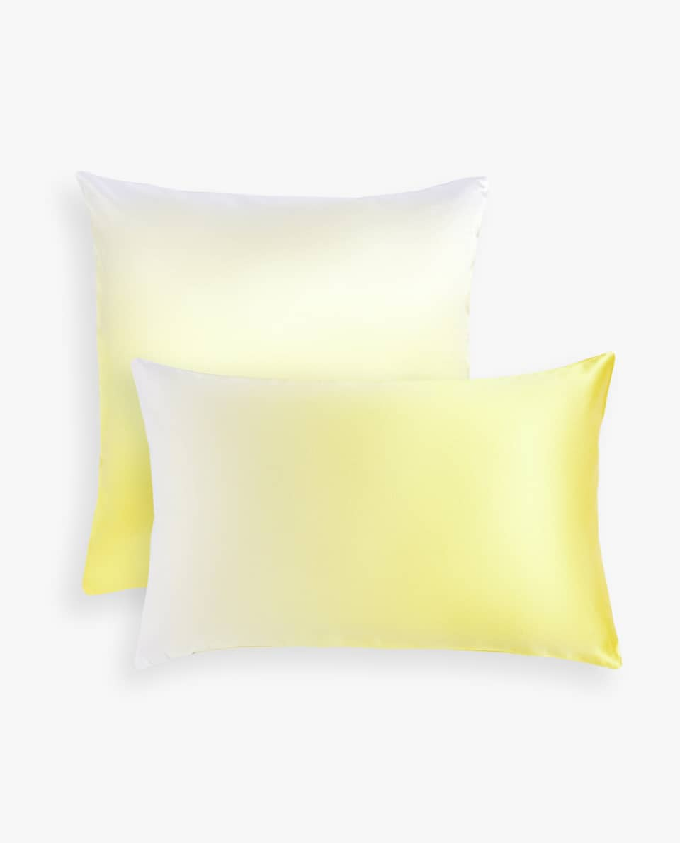 Ombré cushion cover