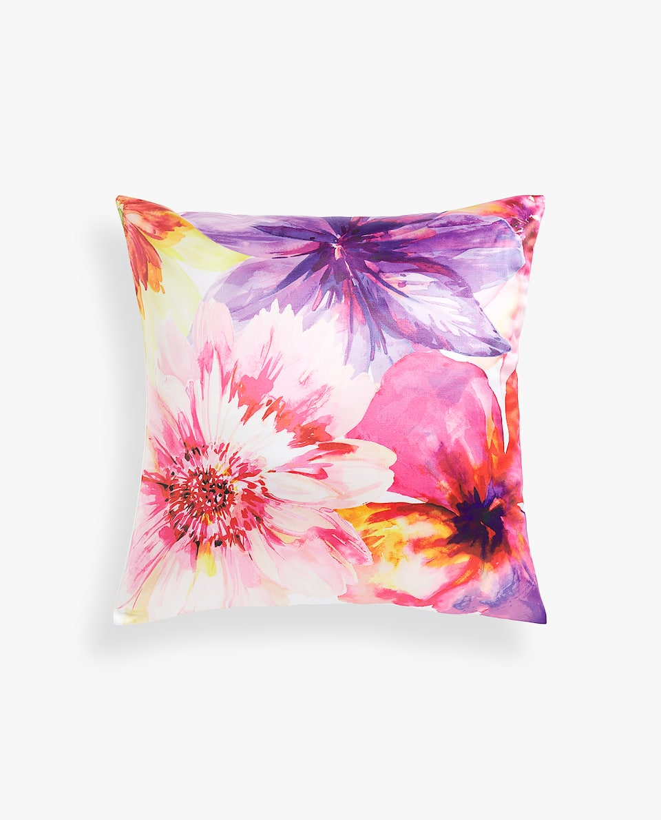COMBINED MAXI FLOWER CUSHION COVER