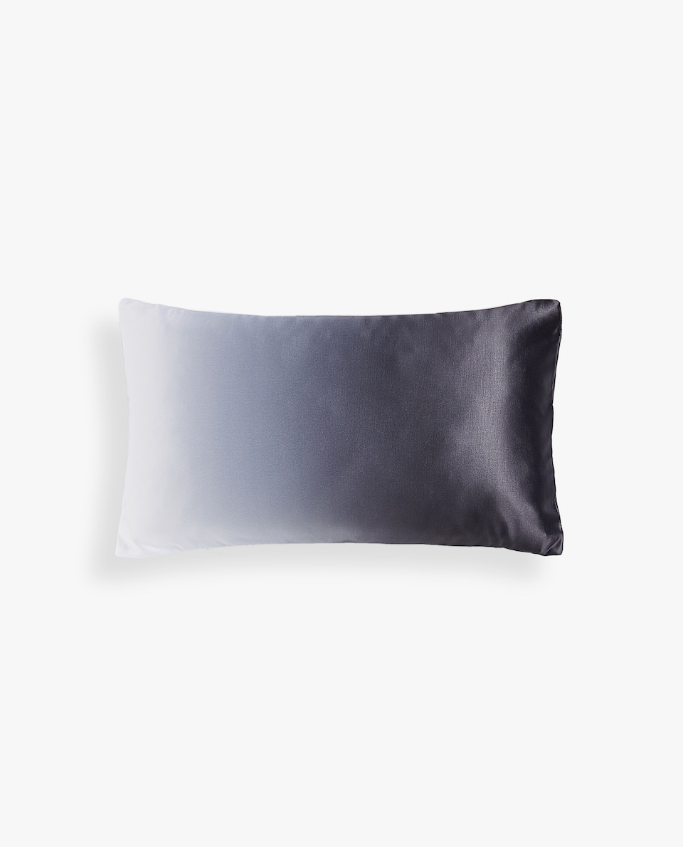 OMBRÉ SATEEN CUSHION COVER