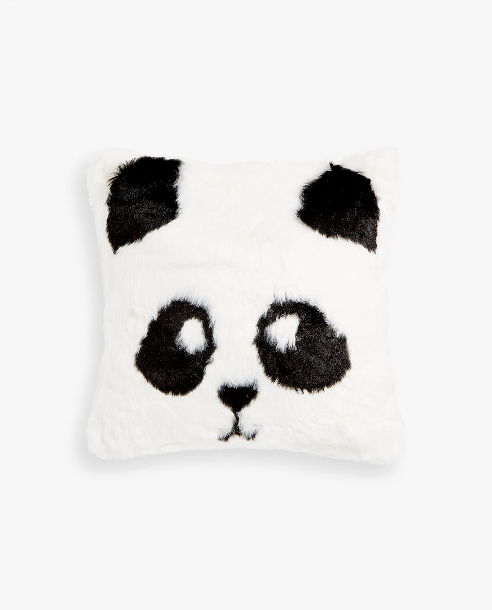 PANDA BEAR CUSHION COVER