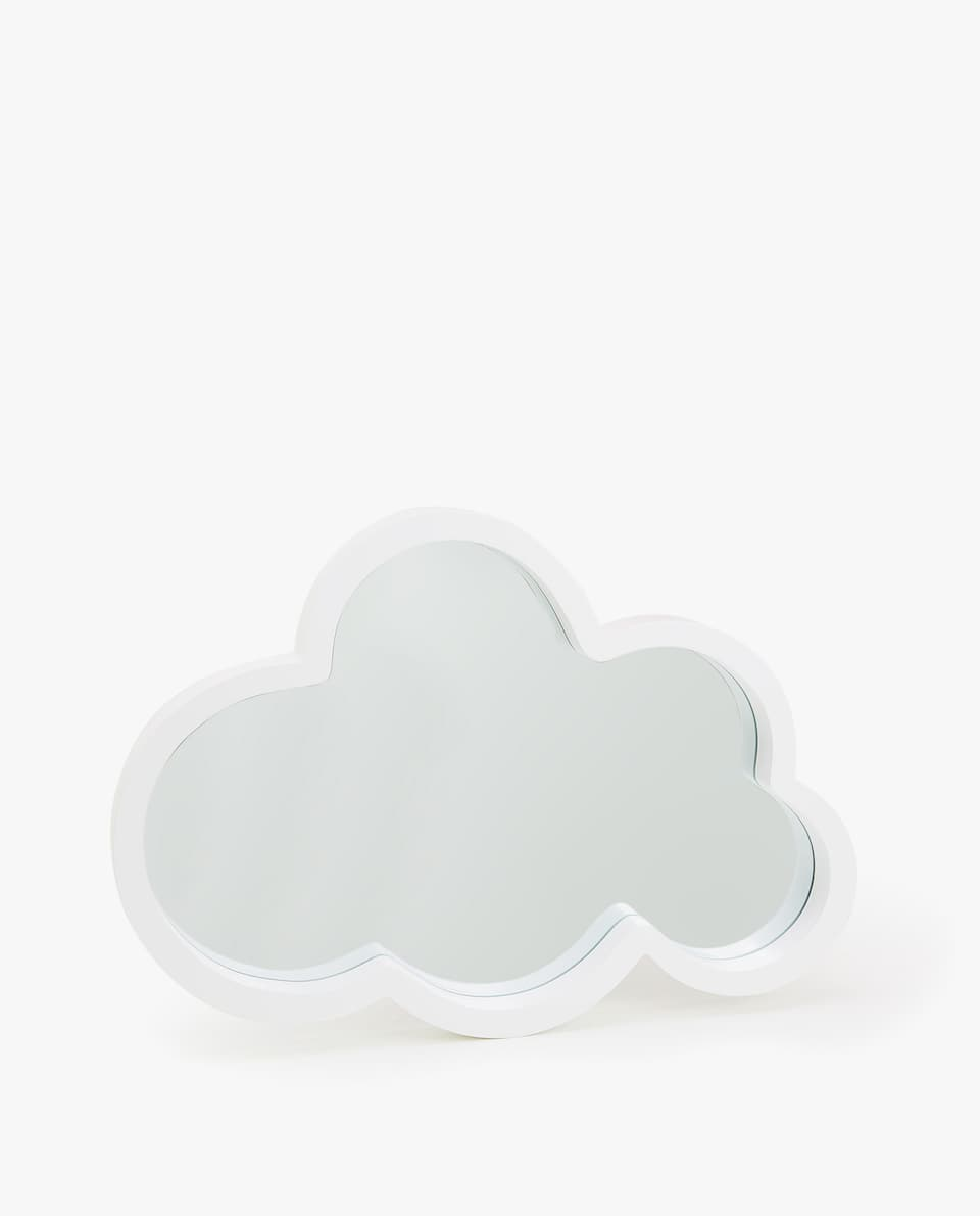 CLOUD-SHAPED MIRROR