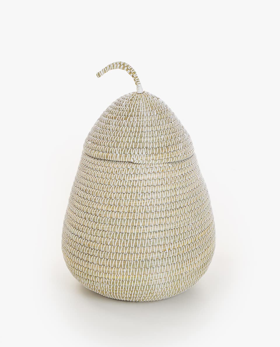 KIDS PEAR SHAPED BASKET