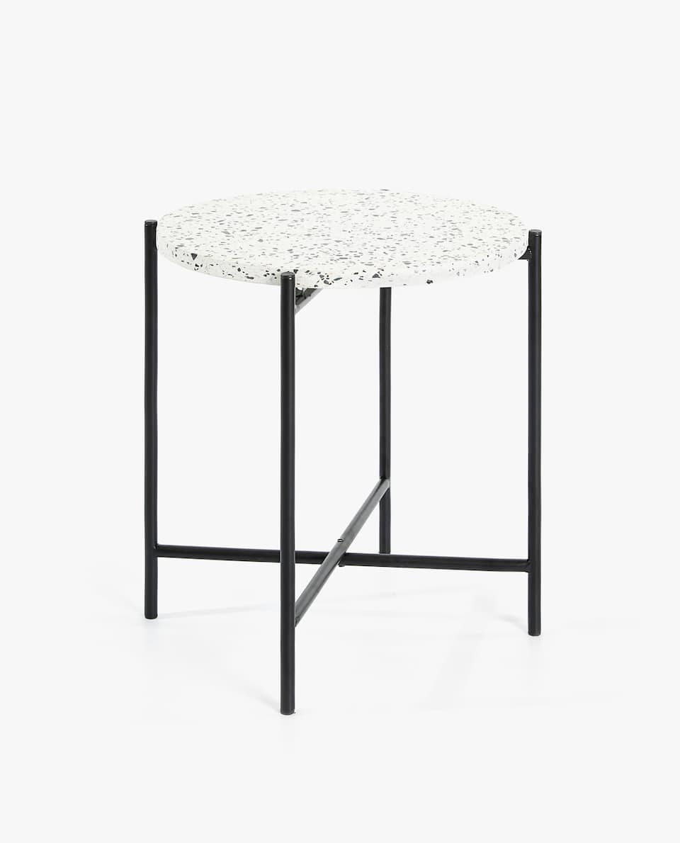 Terrazo Side Table