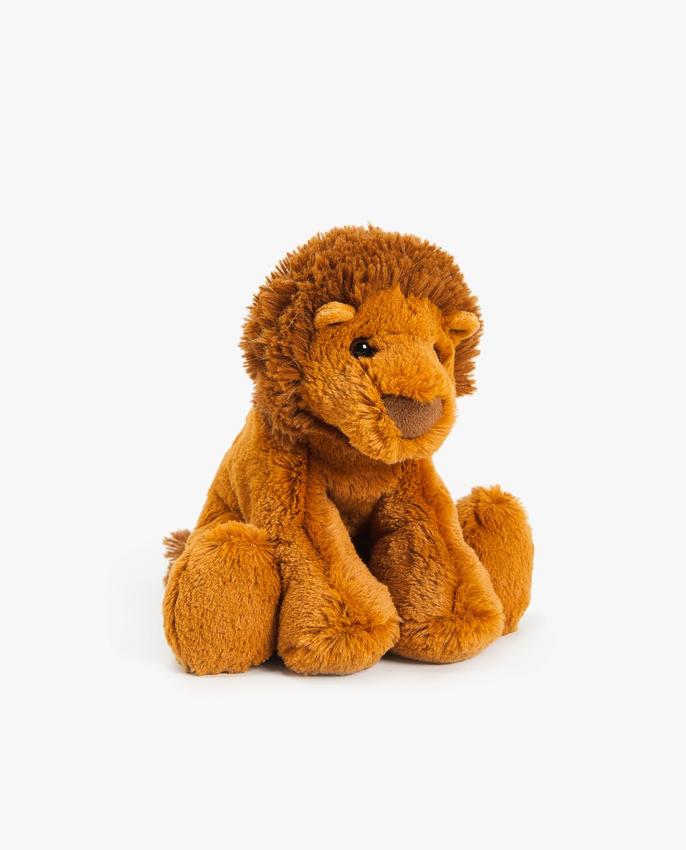 LION SOFT TOY
