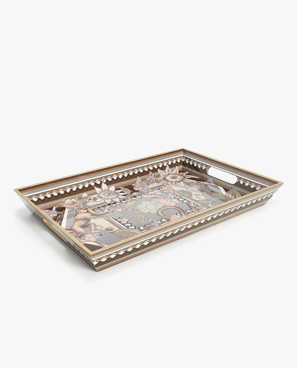 EXOTIC DESIGN TRAY