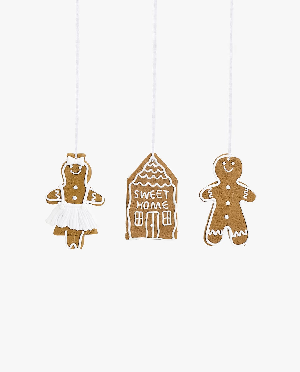 HANGING DECORATION (PACK OF 3)