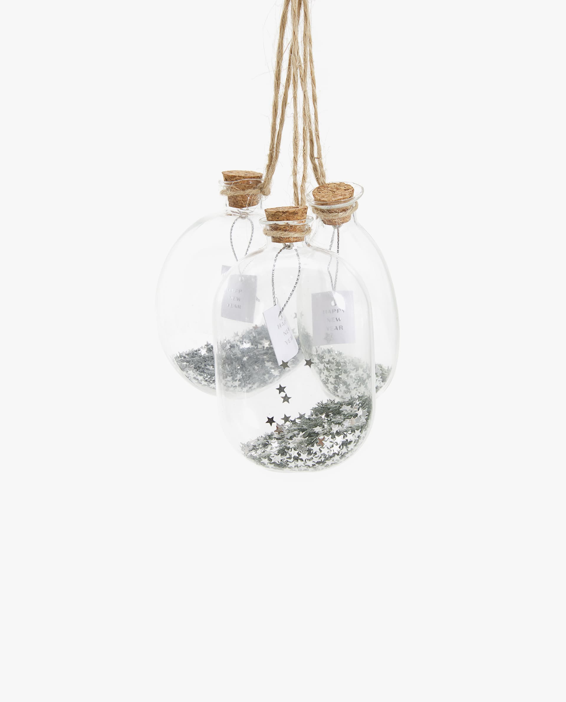 Glitter Bottles - Zara Home