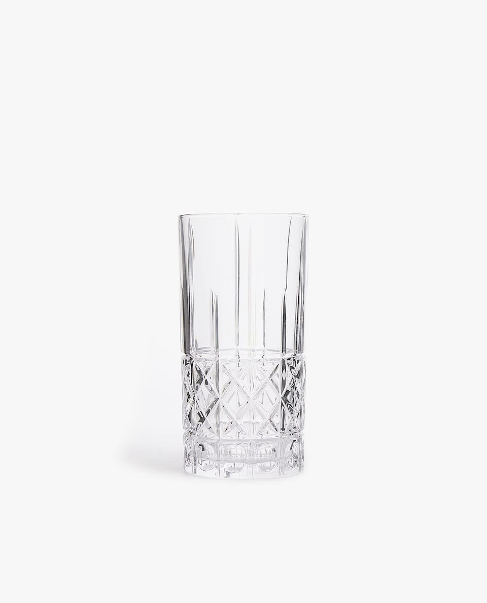 ENGRAVED SOFT DRINK TUMBLER
