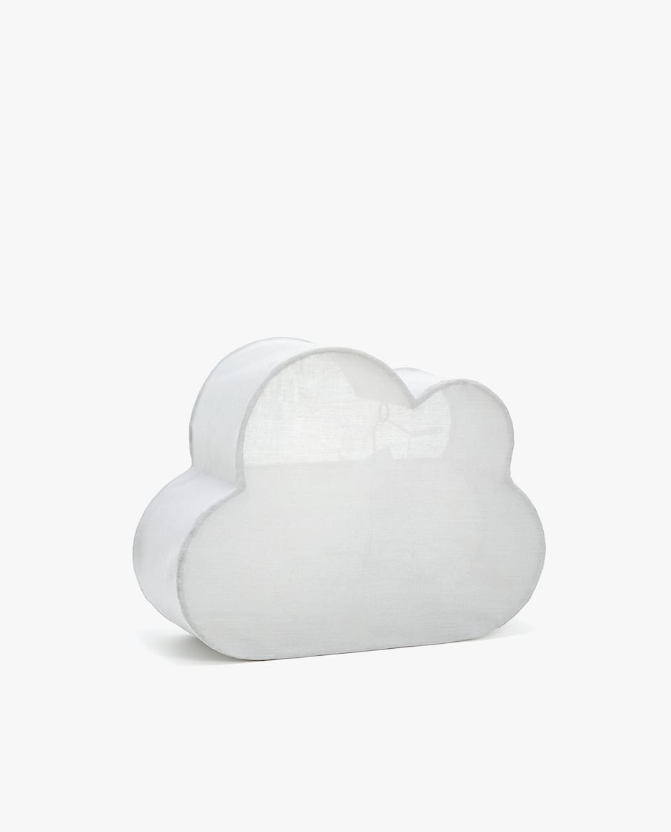 KIDS CLOUD-SHAPED LAMP
