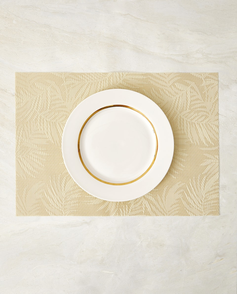 LEAVES PLACEMAT (PACK OF 2)