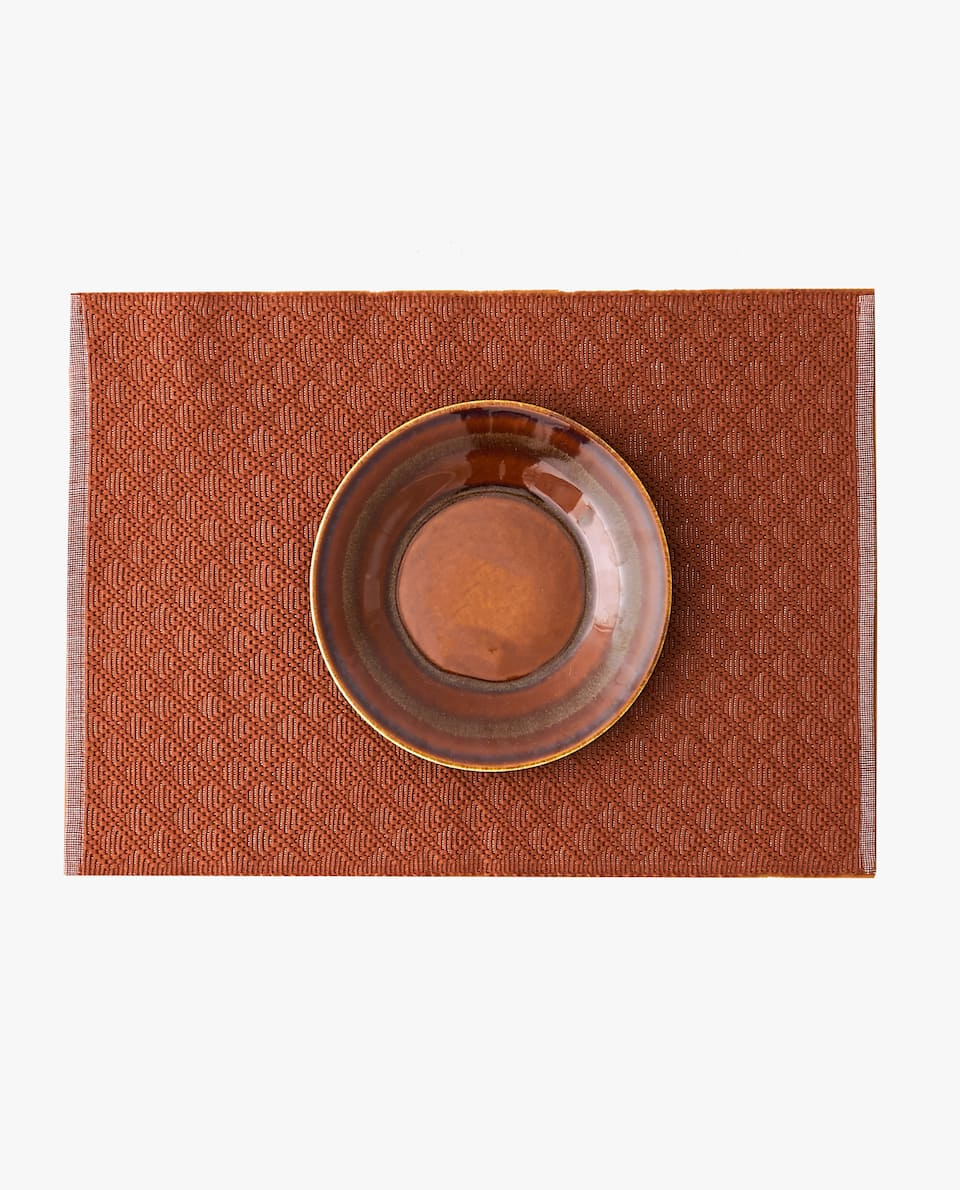TWO-TONE PLACEMAT (PACK OF 2)