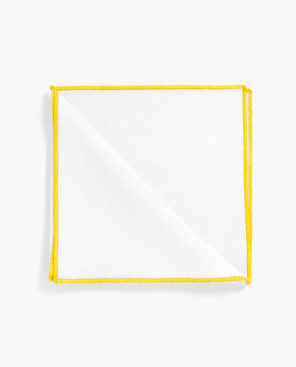 EMBROIDERED NAPKIN (PACK OF 4)