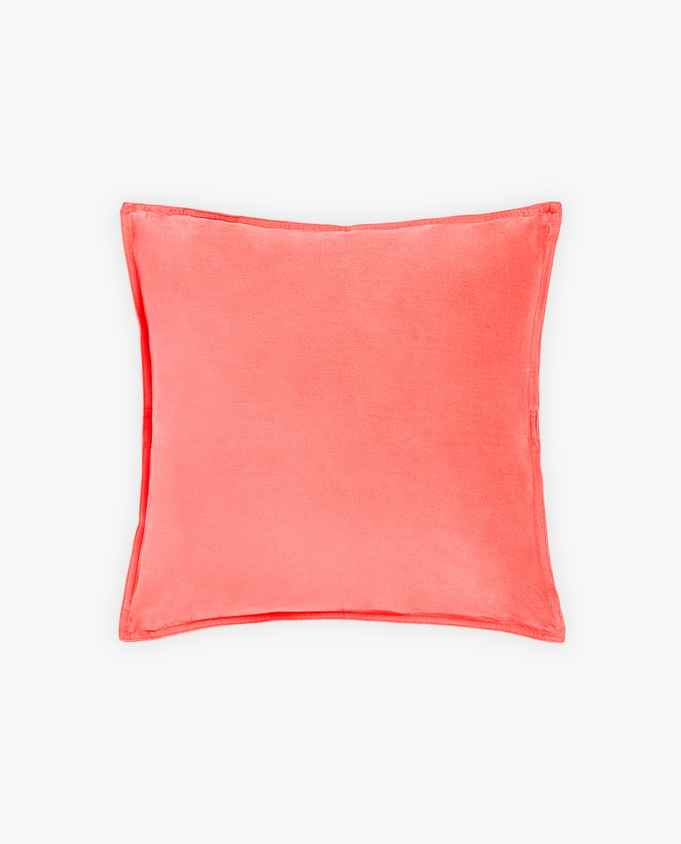 Povlak na polštářek matný samet