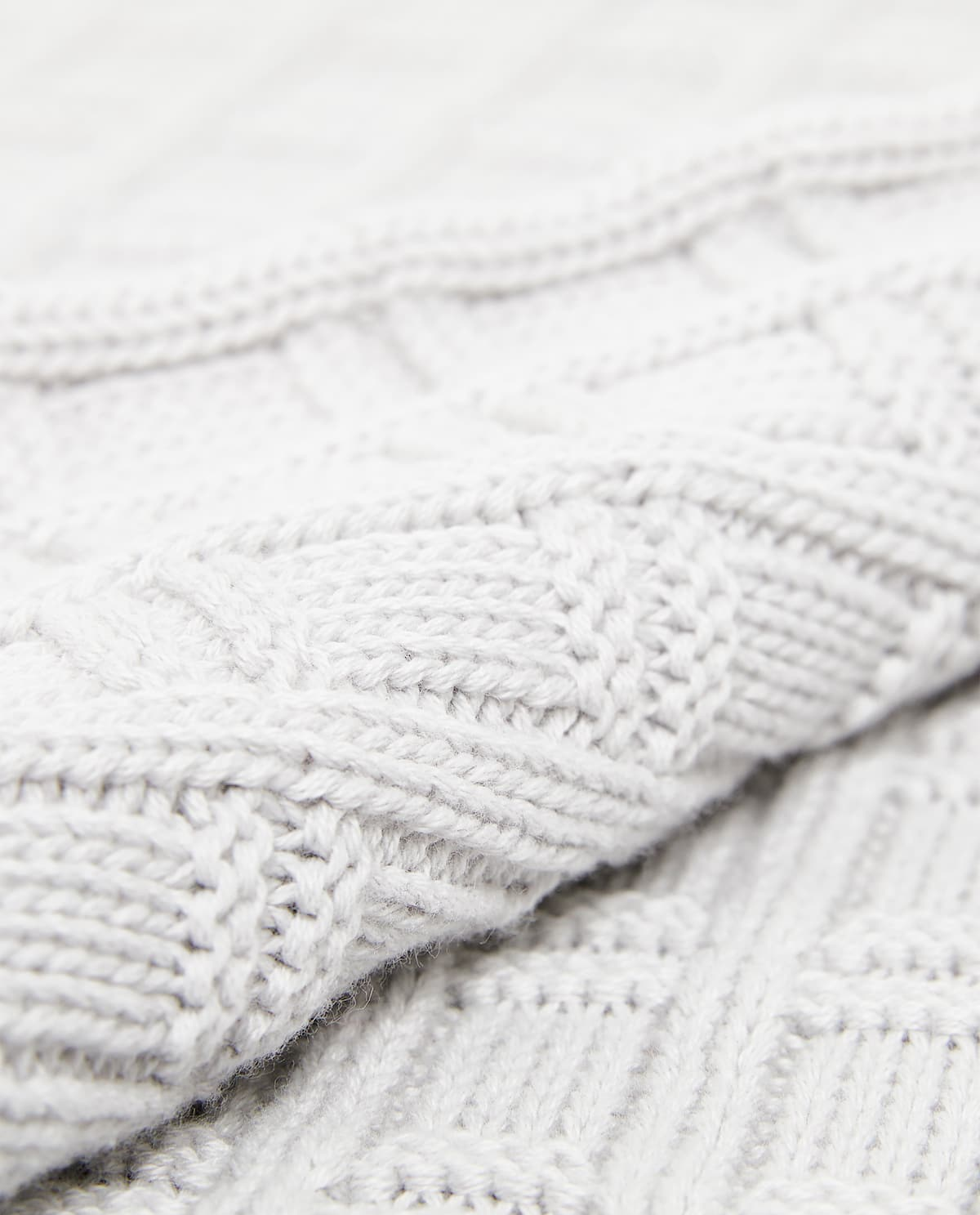 CHECK KNIT COTTON BLANKET - COLLECTION - JOIN LIFE | Zara Home ...