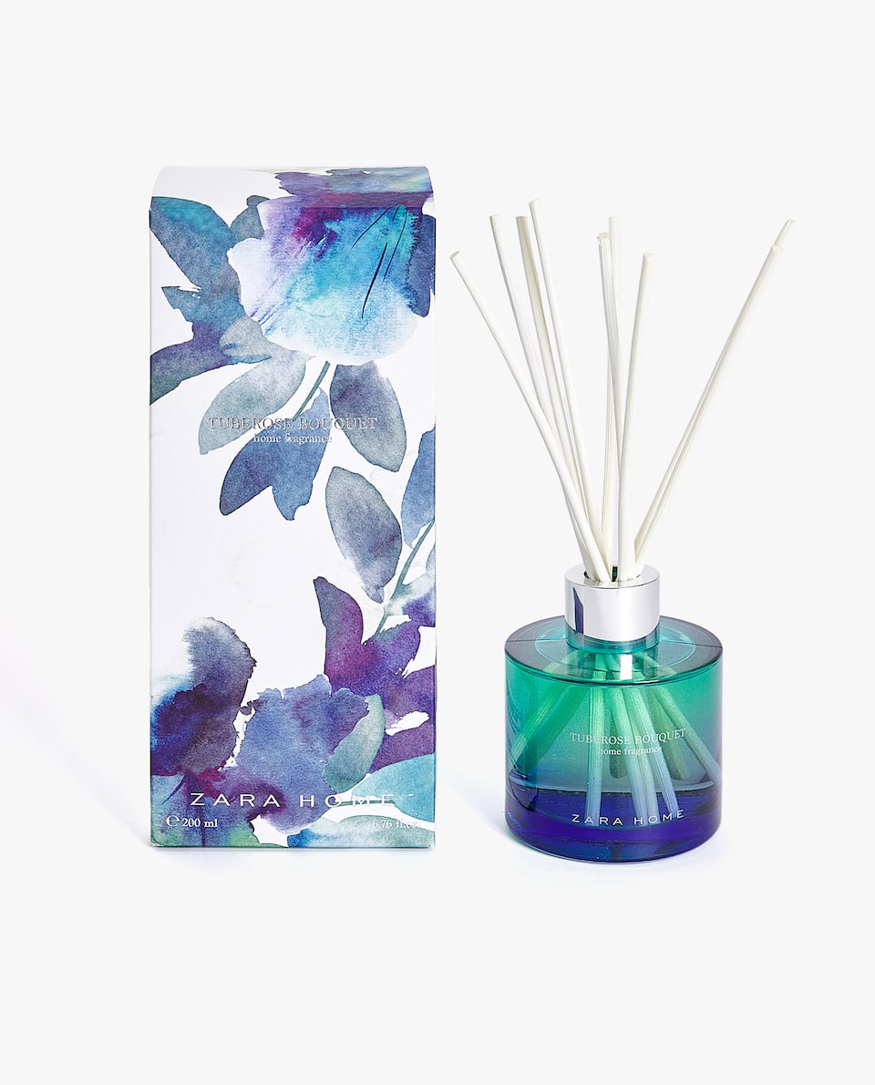 Tuberose Bouquet Air Freshener Sticks (200 Ml) by Zara Home