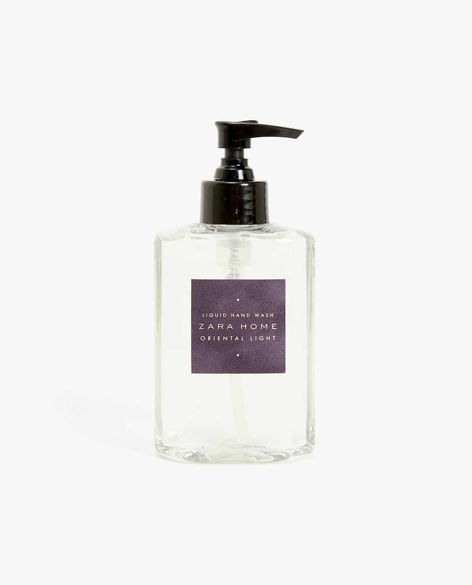 ORIENTAL LIGHT LIQUID HAND SOAP (250 ML)