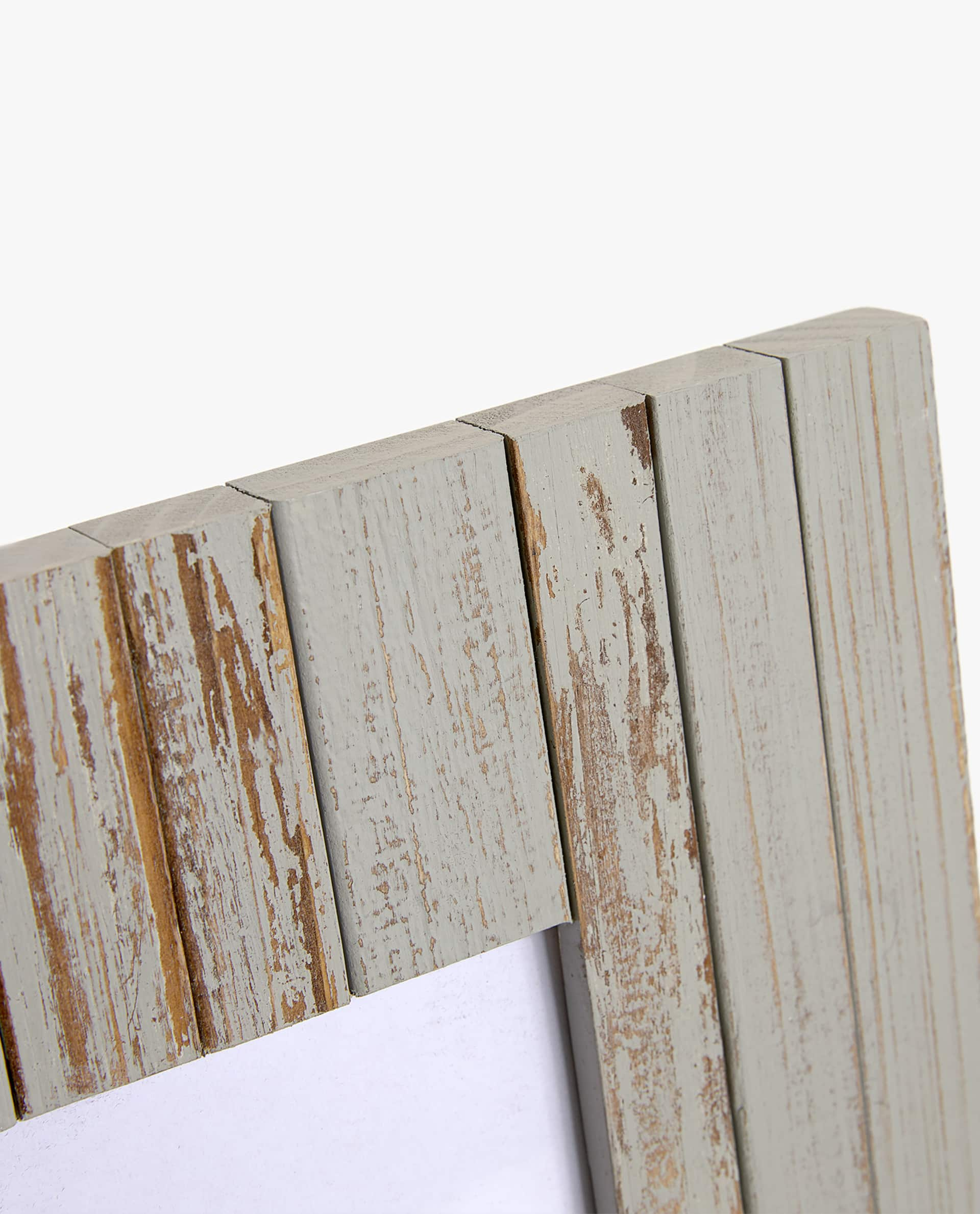 DISTRESSED GREY WOODEN FRAME - COLLECTION - JOIN LIFE   Zara Home ...