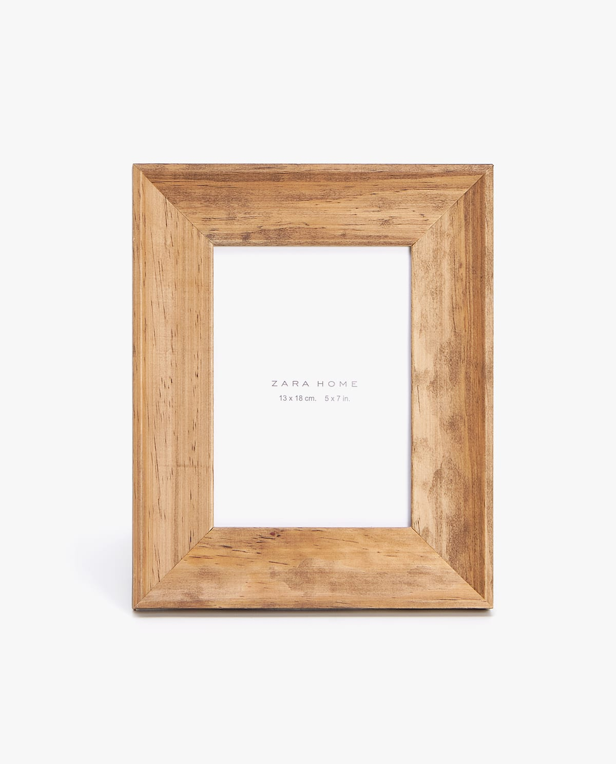 THICK WOODEN FRAME - VIEW ALL - PHOTO FRAMES - DECORATION | Zara ...