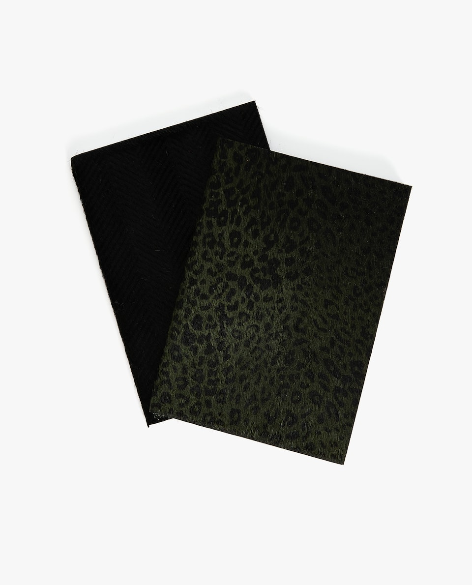 QUADERNO FANTASIA ANIMALIER (PACK DA 2)