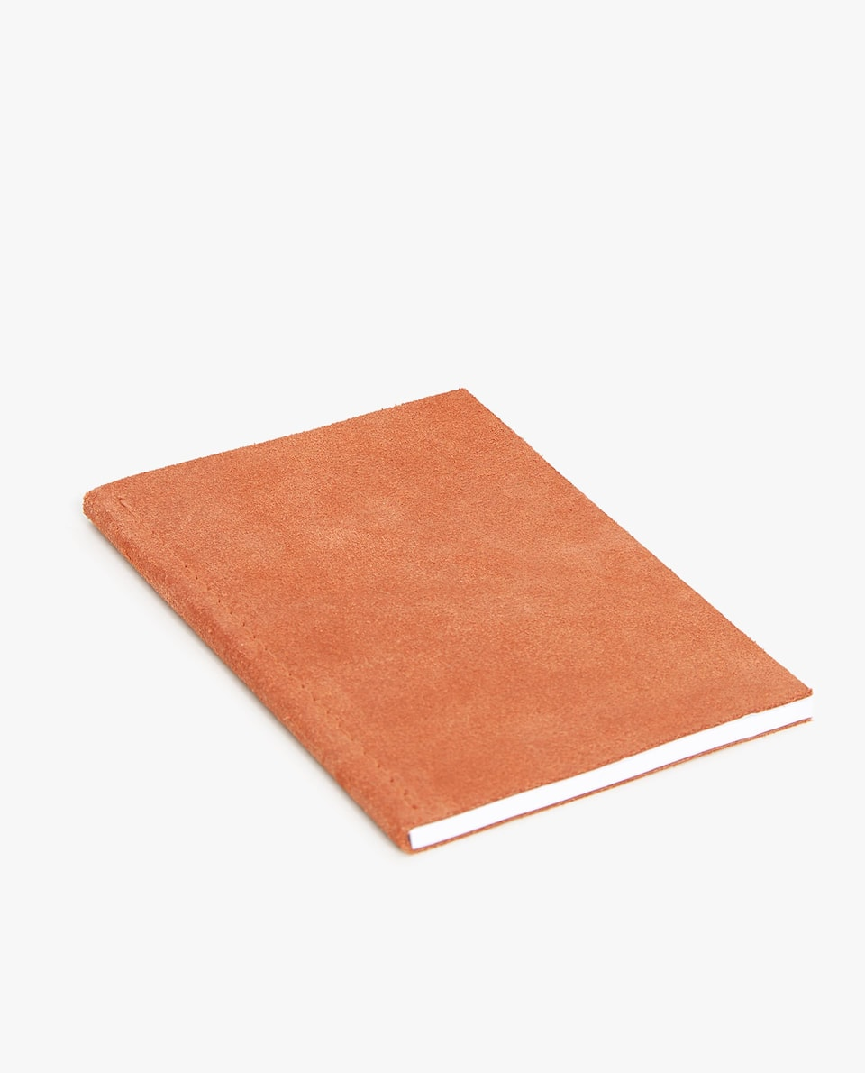 NOTEBOOK WITH SIDE STITCHING