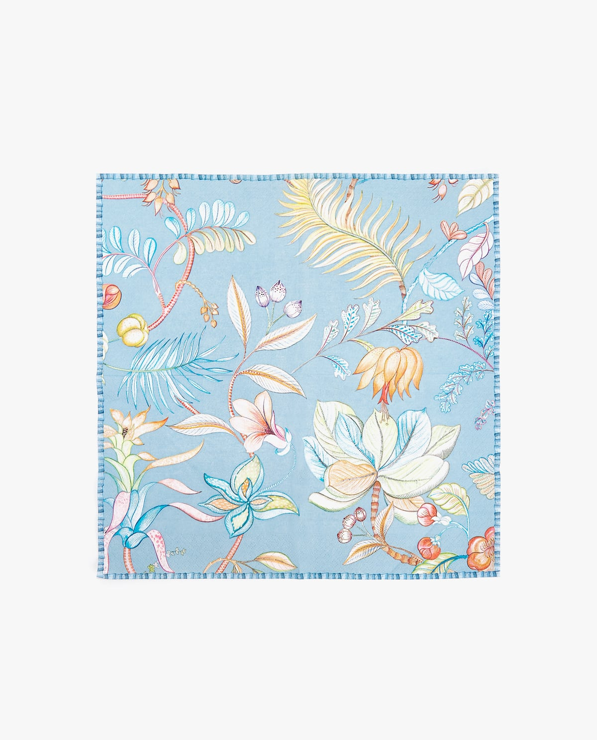 Floral Print Paper Napkins Pack Of 20 Diaries And Notebooks