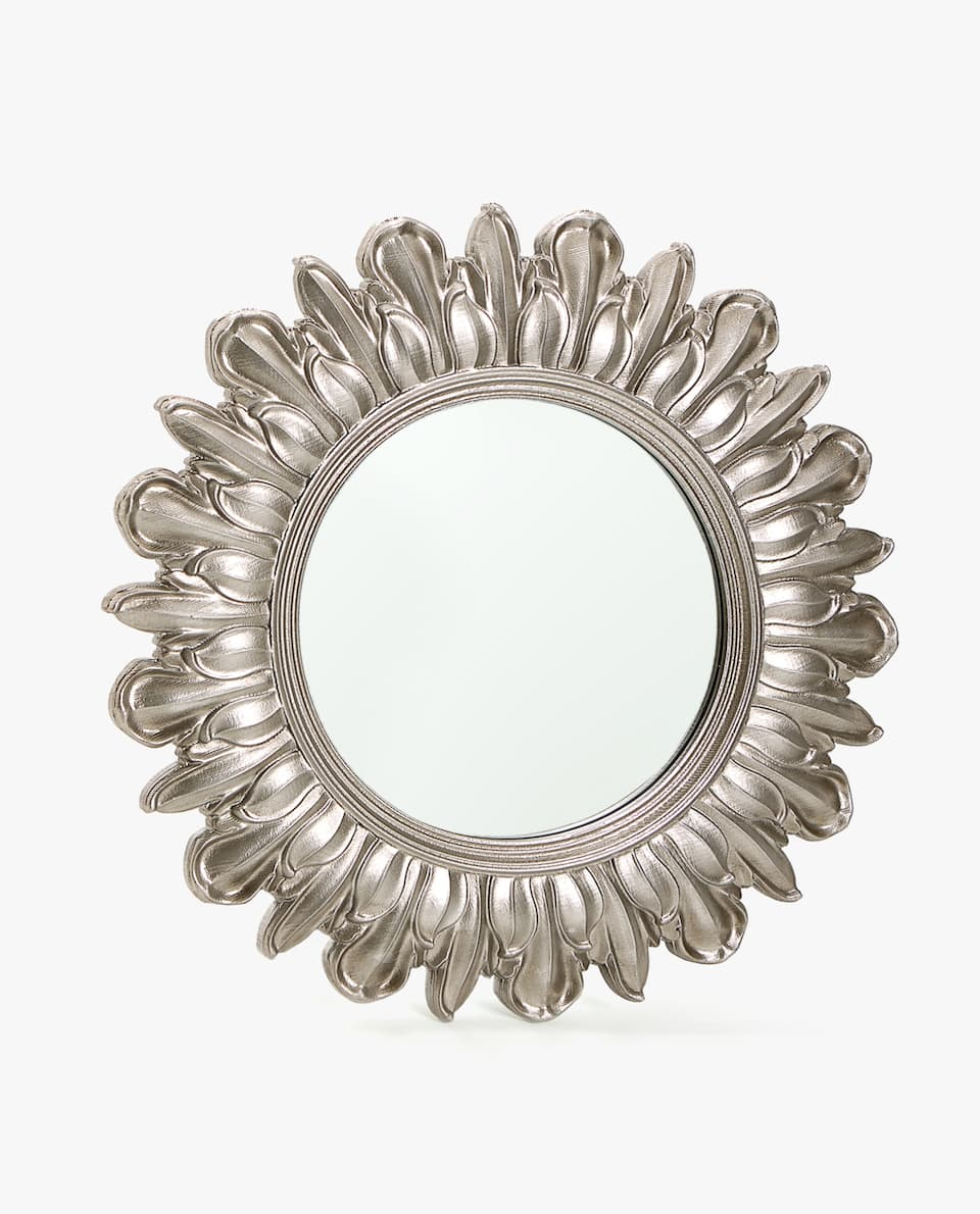 FLOWER FRAME MIRROR