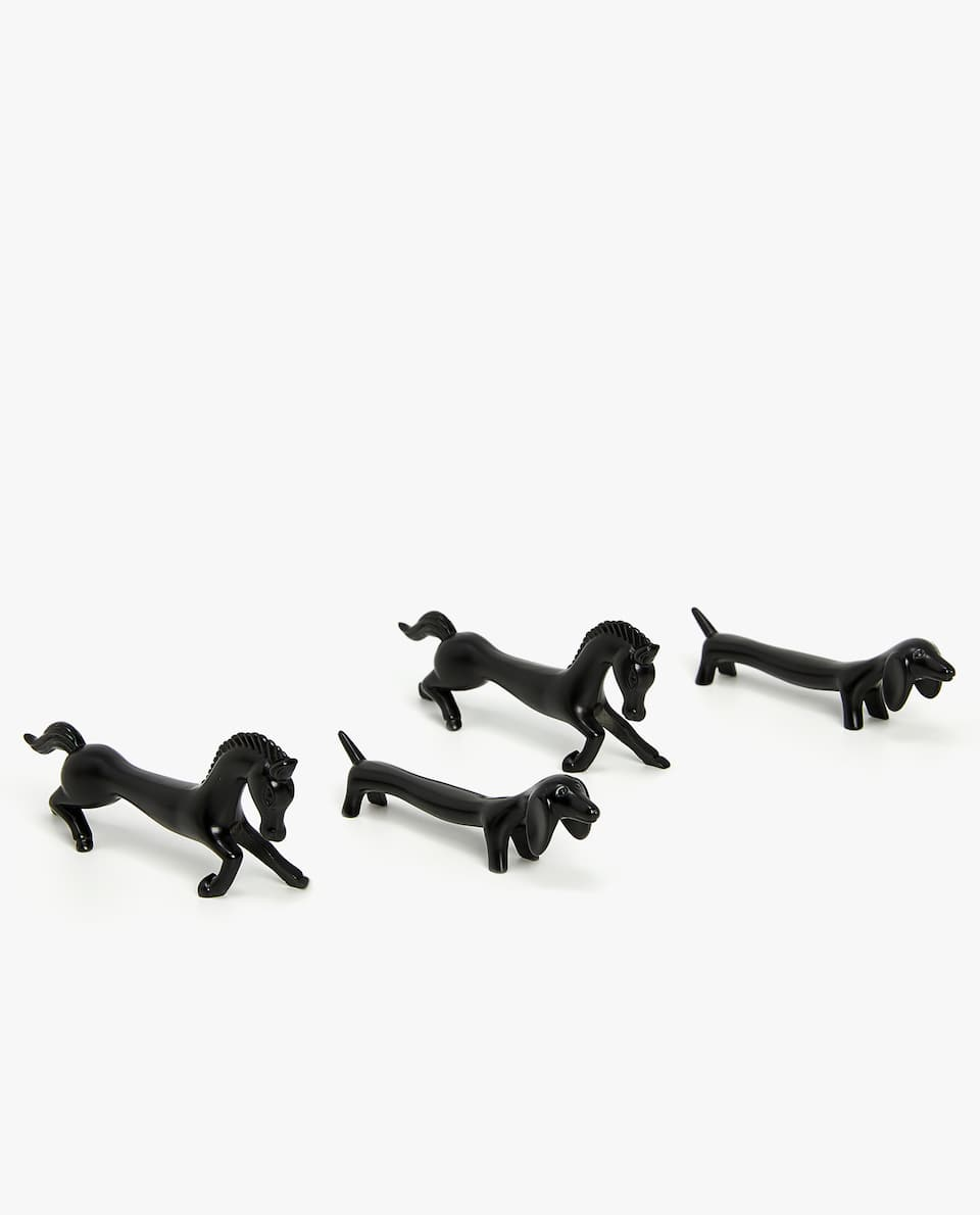 ANIMAL CUTLERY REST (SET OF 4)