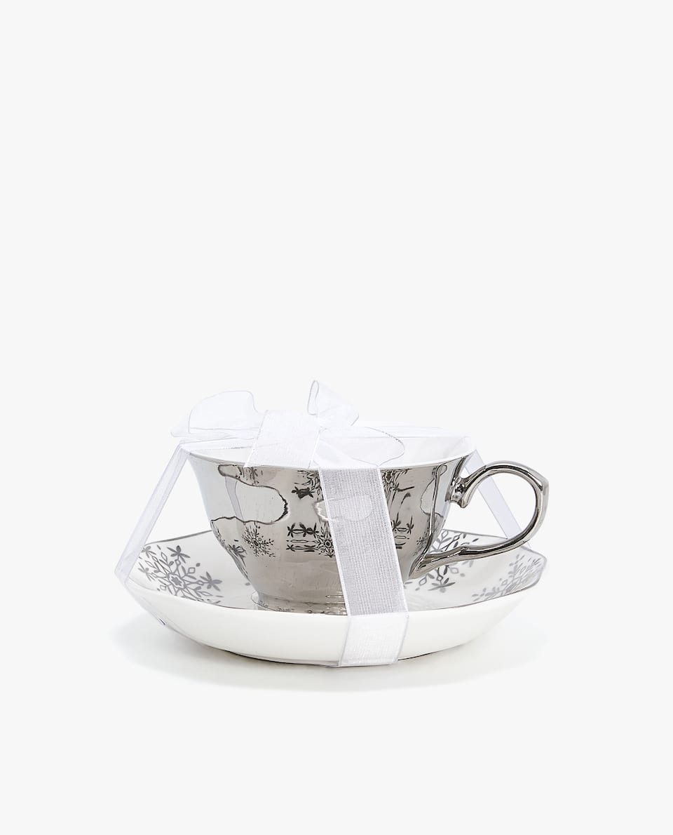 Teacup And Saucer by Zara Home