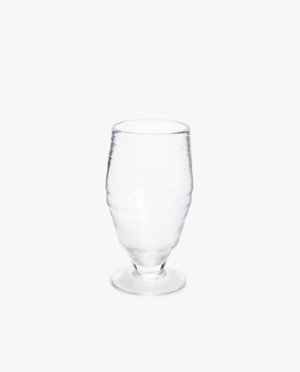 ORGANIC SHAPED WINE GLASS