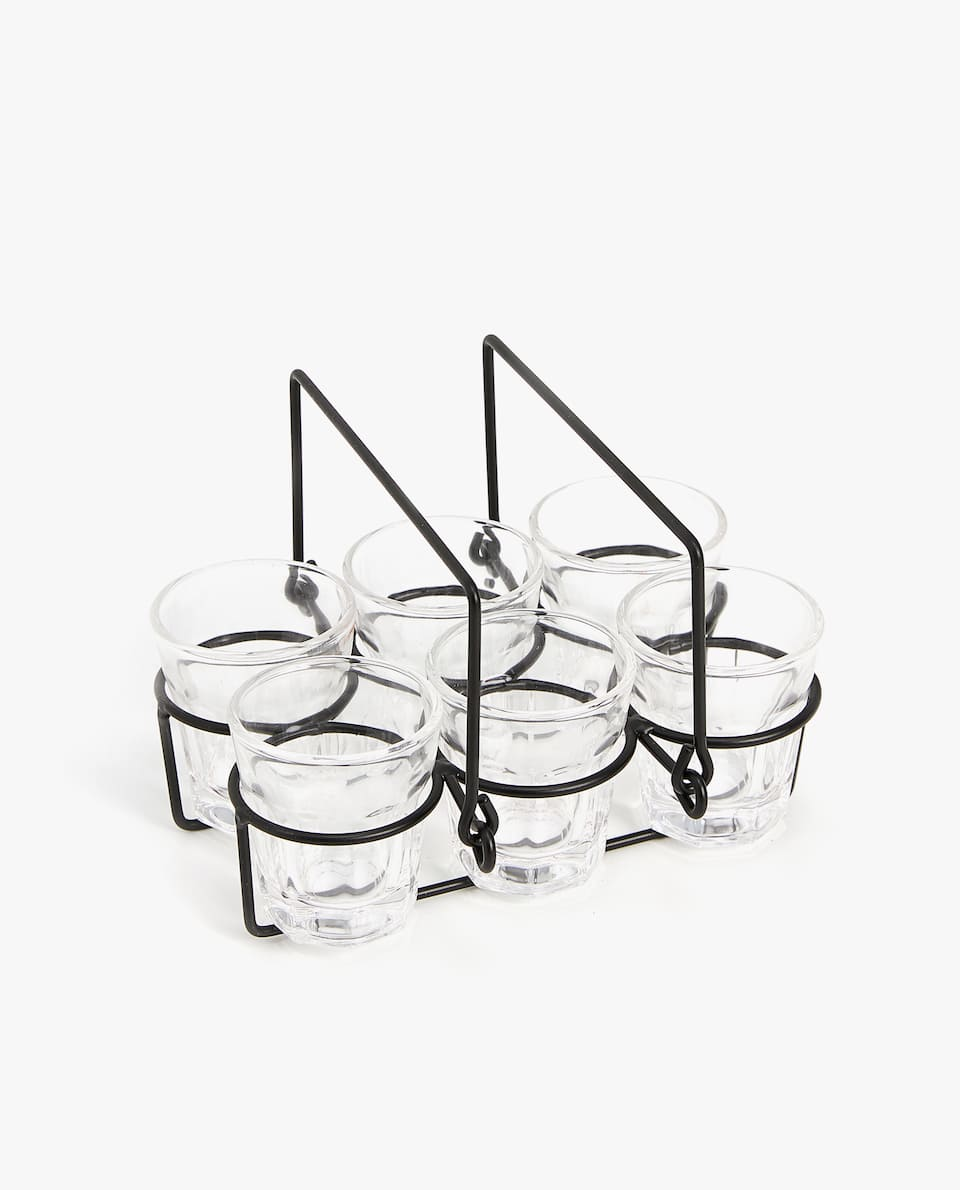SHOT GLASS (PACK OF 6)