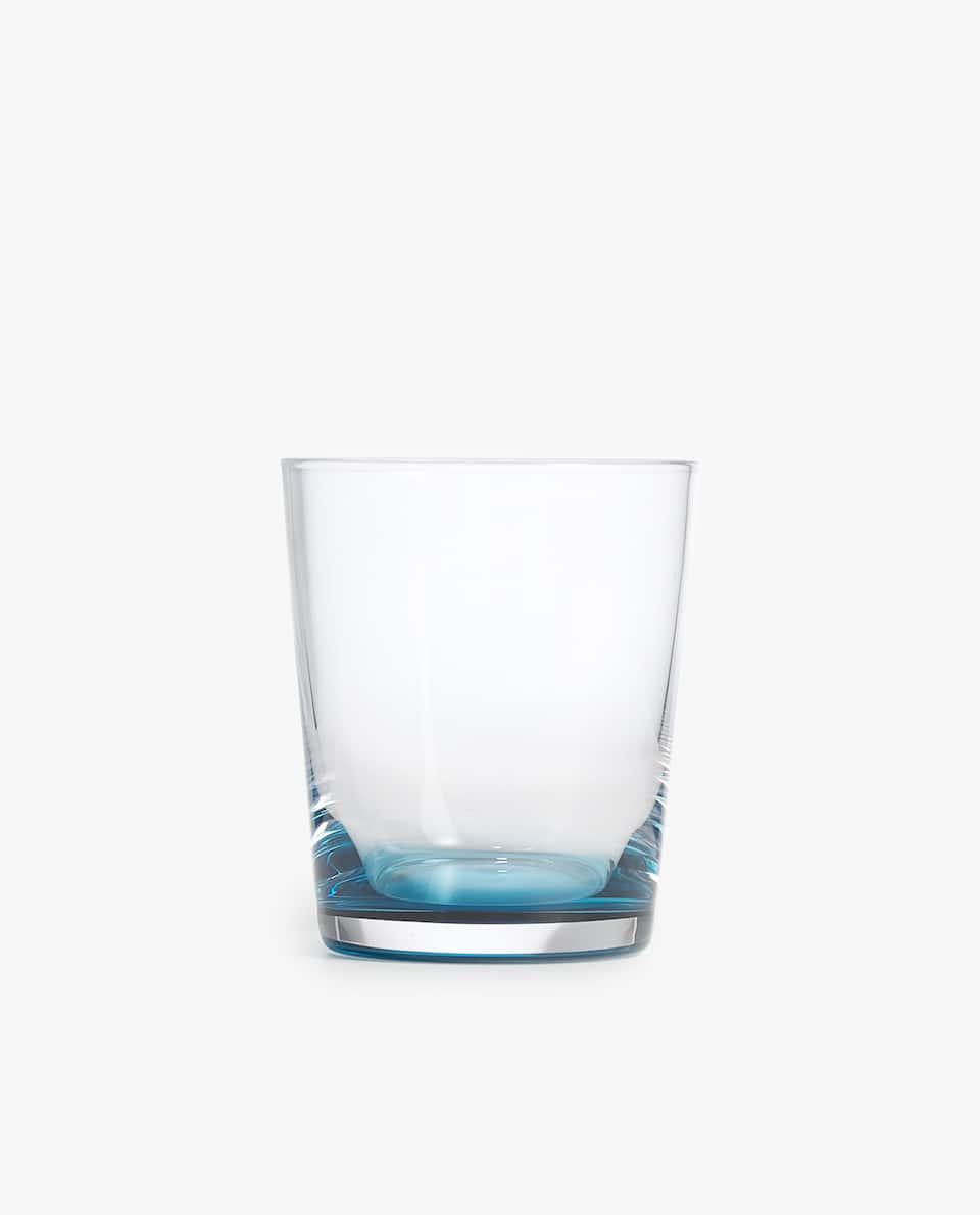 GLAS IN TÜRKIS