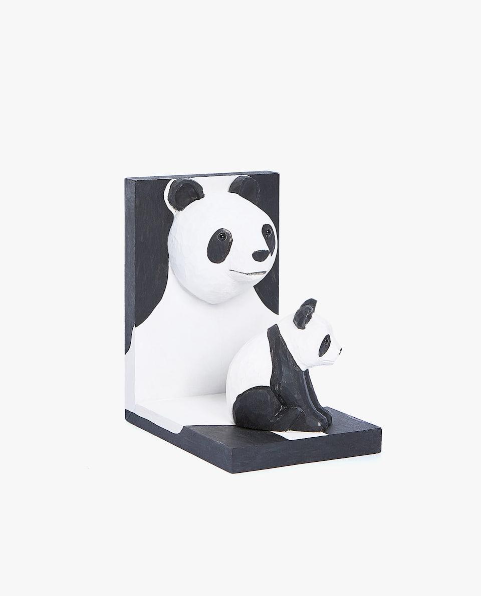 PANDA BOOKEND
