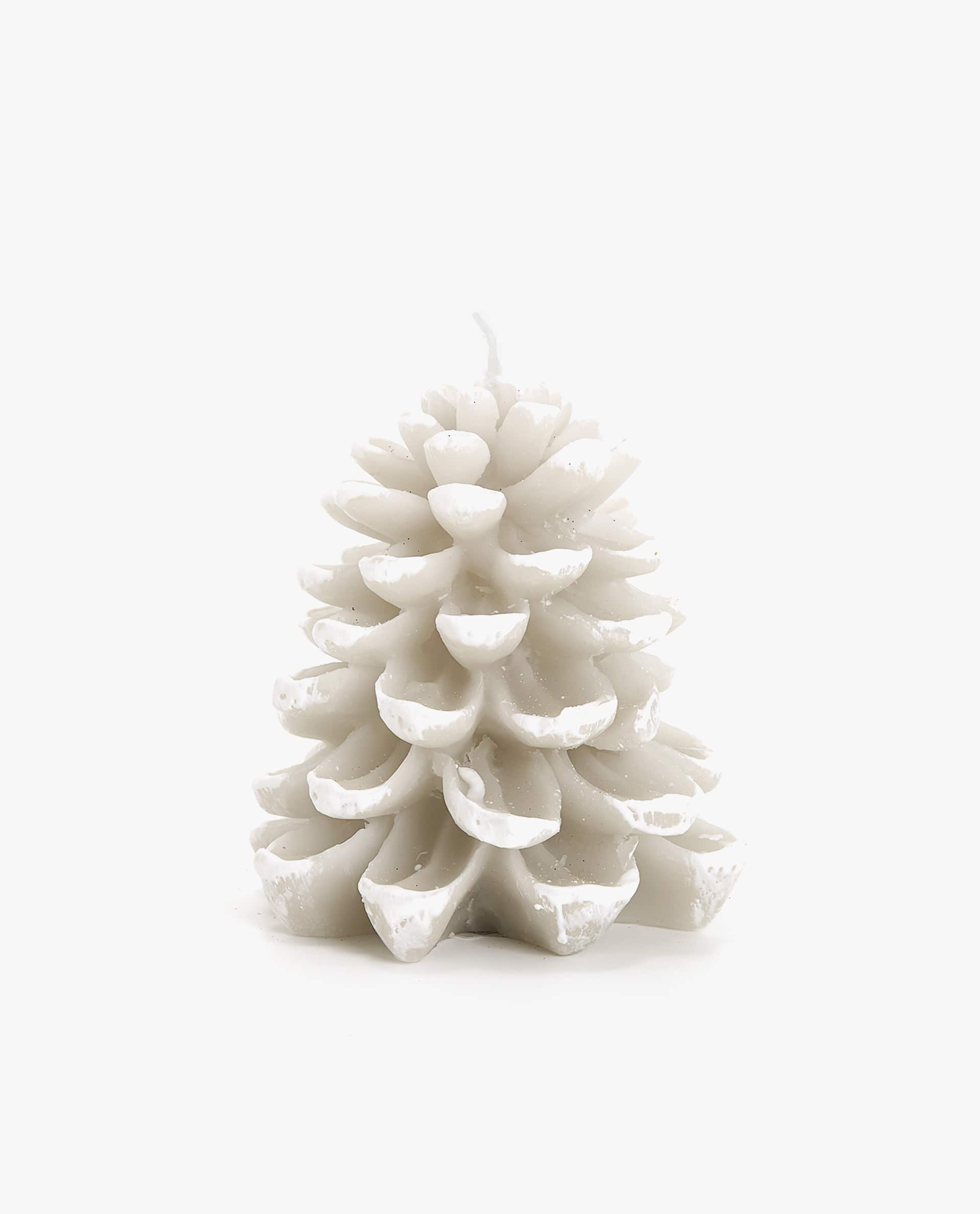 PINE CONE-SHAPED CANDLE - CANDLES - DECORATION - CHRISTMAS | Zara ...