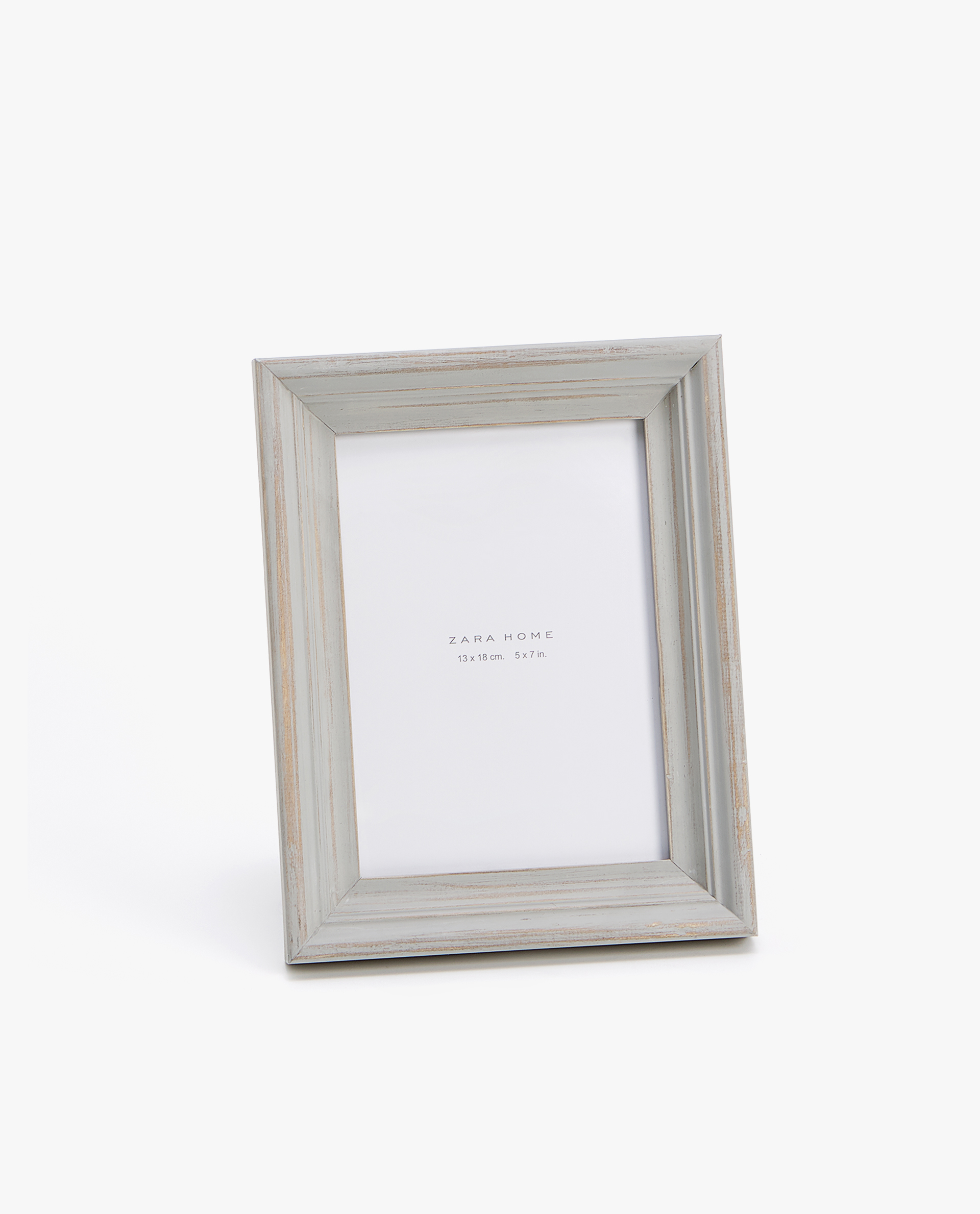 GREY RAISED DESIGN WOODEN FRAME - VIEW ALL - PHOTO FRAMES ...