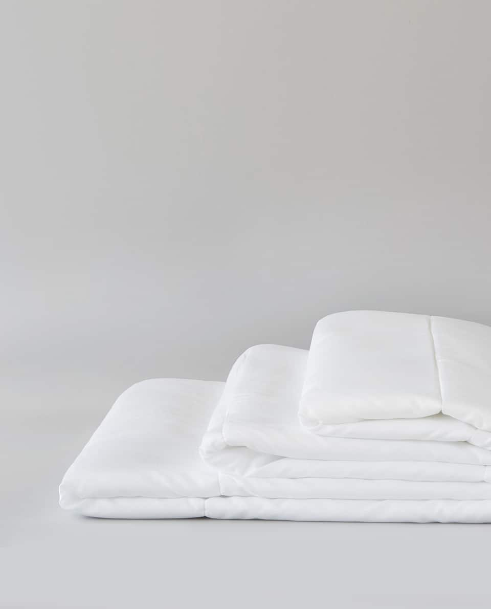 Summer Duvet with Microfibre Filling